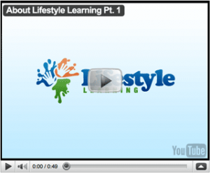 Lifestyle Learning Video